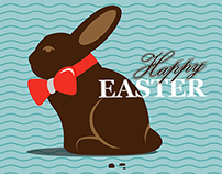 Happy Easter Animated GIF