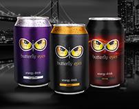 Butterfly Eyes - Logo | Identity