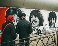The Beatles/ Sochi, 2017
