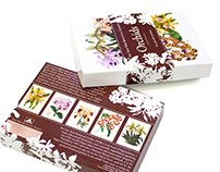 NYBG Orchid Box Re-Design