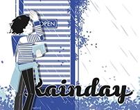 One In Rainday.