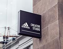 Adidas Creator Studio Stockholm