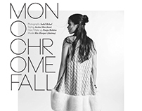 Monochrome Fall-Elegant Magazine November 2015, LA