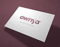 Ownya Brand Identity