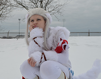 Naga Winter Photo Shoot