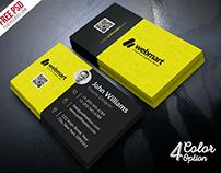 Business Card Free PSD Bundle