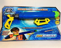 Power Max Water - Twin Blaster