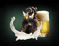 Bear Beer - Corporate website for Craft Brewery