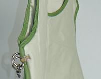 Garment: Bulletproof Vest in Lambskin