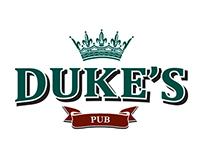 Duke's English Pub l Branding