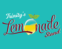 Trinity's Lemonade Stand - Logo and T-shirt Design