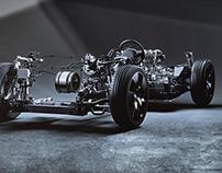 Automotive Lighting/shading Reel 2016