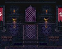 Time RPG Environment Art
