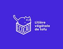 Ecocat Visual Identity