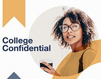 College Confidential Site Redesign