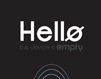 EMPTY  an OS and mobile device approach