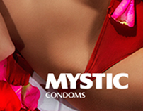 Mystic Condoms Día Internacional VIH