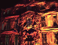 Picasso Museum - Projection mapping