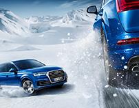 Audi quattro Campaign 2015 Print