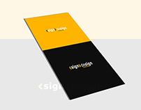 logo design for signdesign