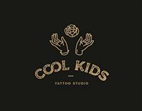 Cool Kids Tattoo Studio - Branding