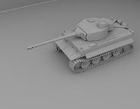 Tank Complex model