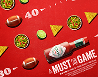 TABASCO™ | A must for the most