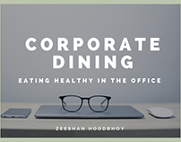 Corporate Dining: Eating Healthy in the Office
