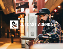Outcast Agenda Clothing Website