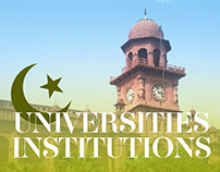 Re:Brand Pakistan Universities/Institutions