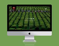 Ichitan Indonesia (Website Design Concept)