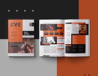 LIVE | Magazine