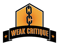 Weak Critique Logo Design