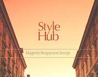 Style Hub - Responsive Fashion Website