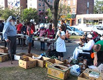 Food Not Bombs Organization