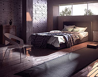 Interior , Bed Room ..