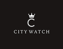 Logo for Luxury Watch Brand