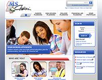MS Choices Website Design
