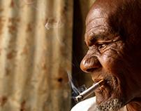 Portrait in Kaduna, Nigeria