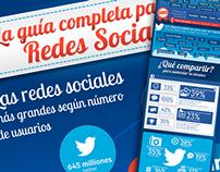Infografía: La Guía Completa para tus Redes Sociales