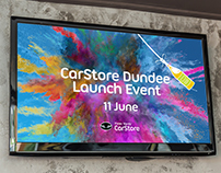 CarStore Dundee Launch Event