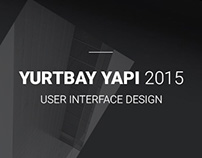 Yurtbay Yapı Web Design
