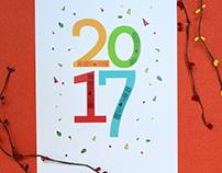 South Africa | calendar design