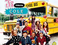 Campaña Escolar 2016 - Boceto