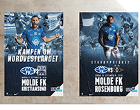 Derby posters for Molde FK