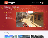 Fragger - Platform for everyday gamer