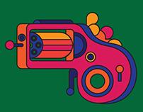 Tiny pistol