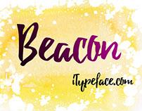 Beacon Free Font