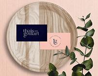 Logotipo - Thais Goulart