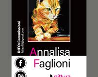 Annalisa Faglioni personal presentation